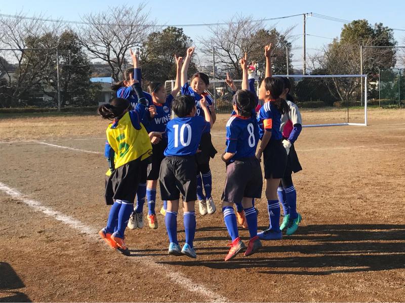 神奈川県少女サッカーU-10大会(ブロック1位)_f0375011_23515354.jpg