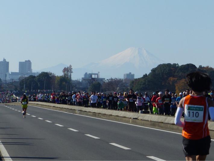 さいたま国際マラソンからの大崎公園_f0296312_22583153.jpg