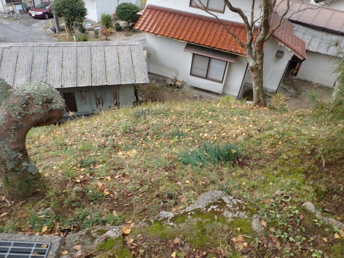 客人神社の落ち葉の掃除_c0116915_23431884.jpg