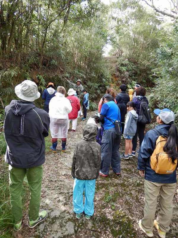 2019年度 第6回 くんじゃん山学校 秋の森で見つけよう!_f0121321_17461347.jpg