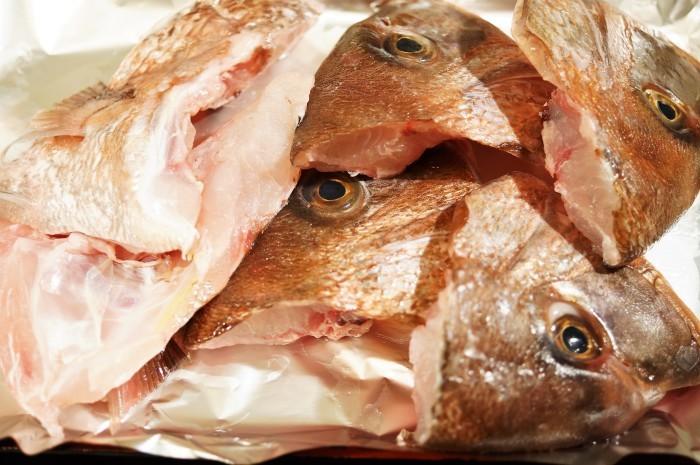 ■晩ご飯【鯛の粗汁】節約!簡単! ヘルシー!美味しい!安リッチ^0^_b0033423_20354665.jpg
