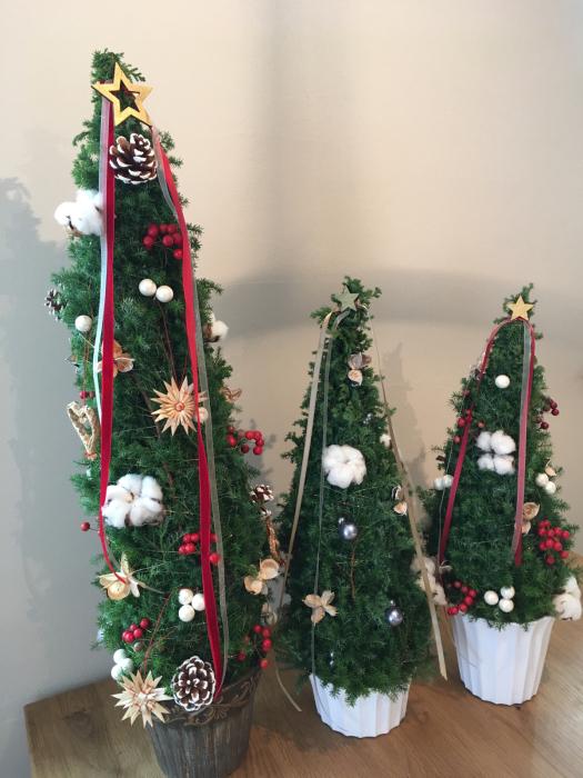 ゆったりとクリスマスツリーのレッスン_f0155431_20511825.jpg