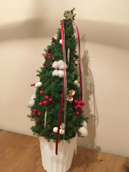 ゆったりとクリスマスツリーのレッスン_f0155431_20512192.jpg