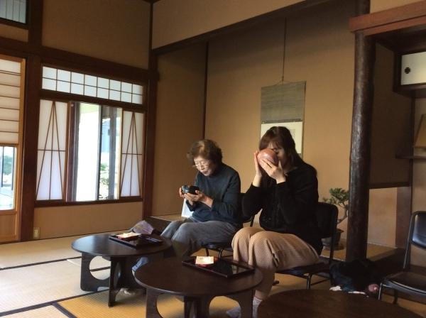 徳島の祖母と御抹茶の一時_f0289632_17234958.jpg