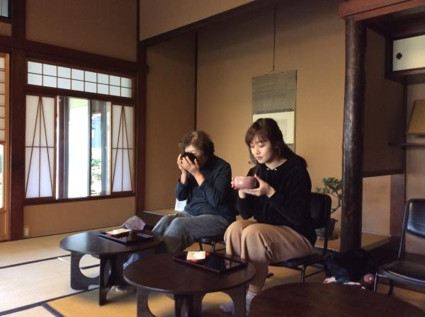 徳島の祖母と御抹茶の一時_f0289632_17240944.jpg