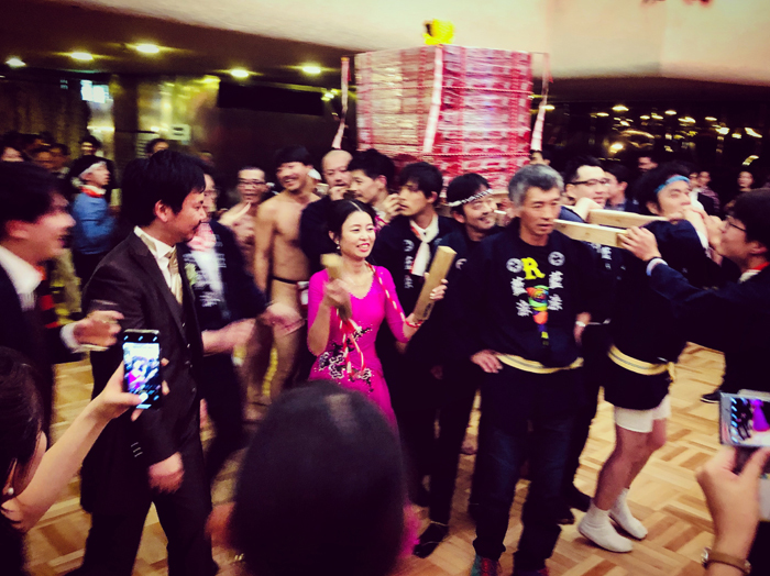 ダンスホール新世紀 / iPhone 8_c0334533_00162029.jpg