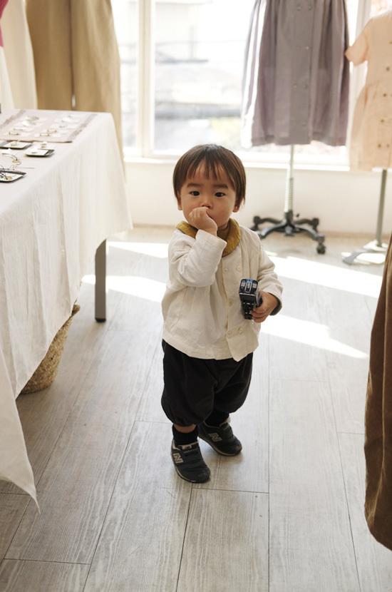本日最終日!「長く楽しむ、子ども服とおとな服展」_d0227246_09562208.jpg