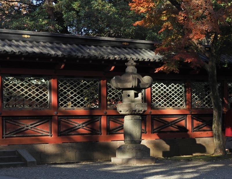 根津神社へ ☆_d0146247_14450884.jpg