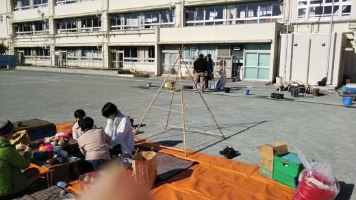 12/8 喜多見小学校プレーカー_c0120851_10442339.jpg