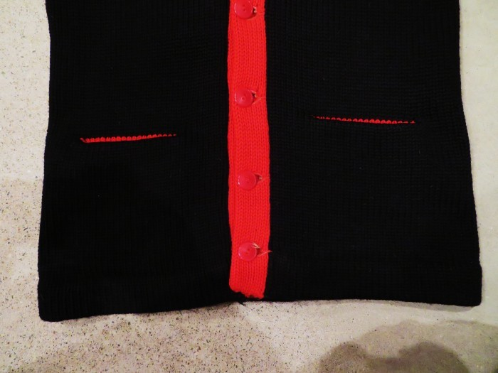 40\'s Champion Sweater Jacket_e0187362_16431608.jpg