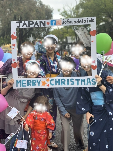 2019☆クリスマスパレードの報告_f0234165_20445229.jpg