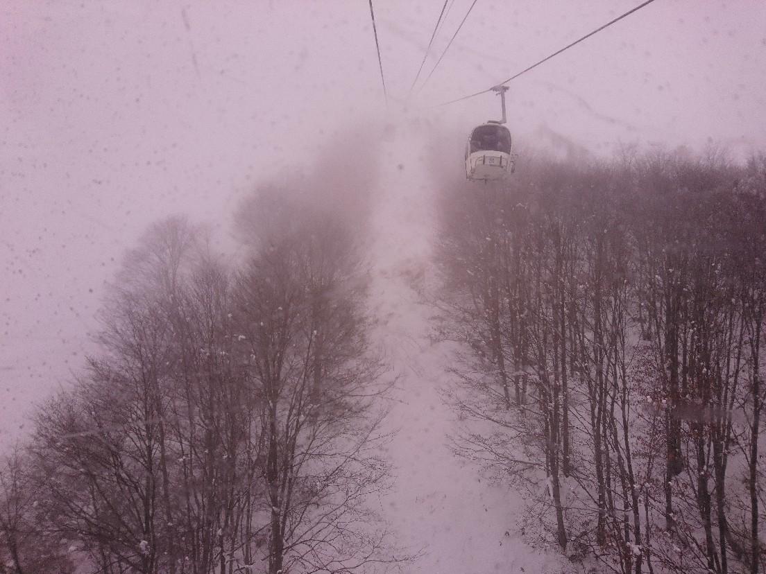 12月8日   八方尾根スキー場_f0223068_18173355.jpg