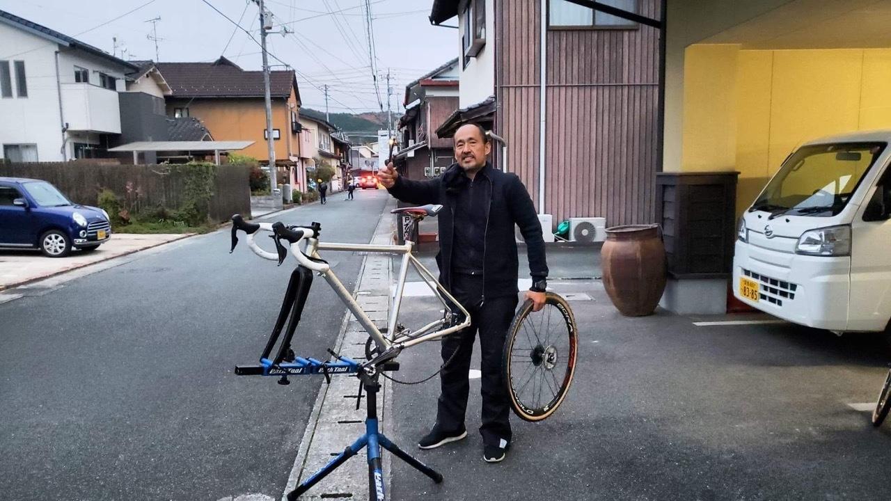 2019.12.06「今日のお宿は最高〜〜!!」_c0197974_03425704.jpg