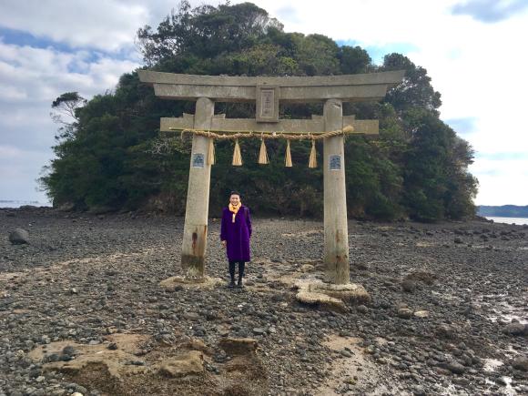 小島神社(壱岐市長崎県)_d0339676_19374689.jpg