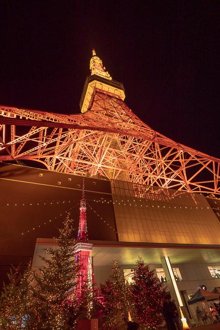 12月のTokyo Tower_b0297977_23103105.jpg
