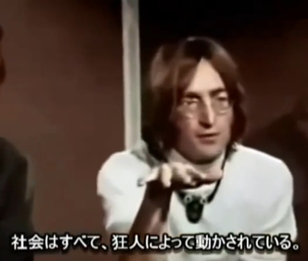 ジョンレノンは偽者ポールを暴露しようとして暗殺された 1 【暗殺直前発表のアルバム「ダブルファンタジー」ダブルは替え玉の意】_d0061678_14325089.jpg