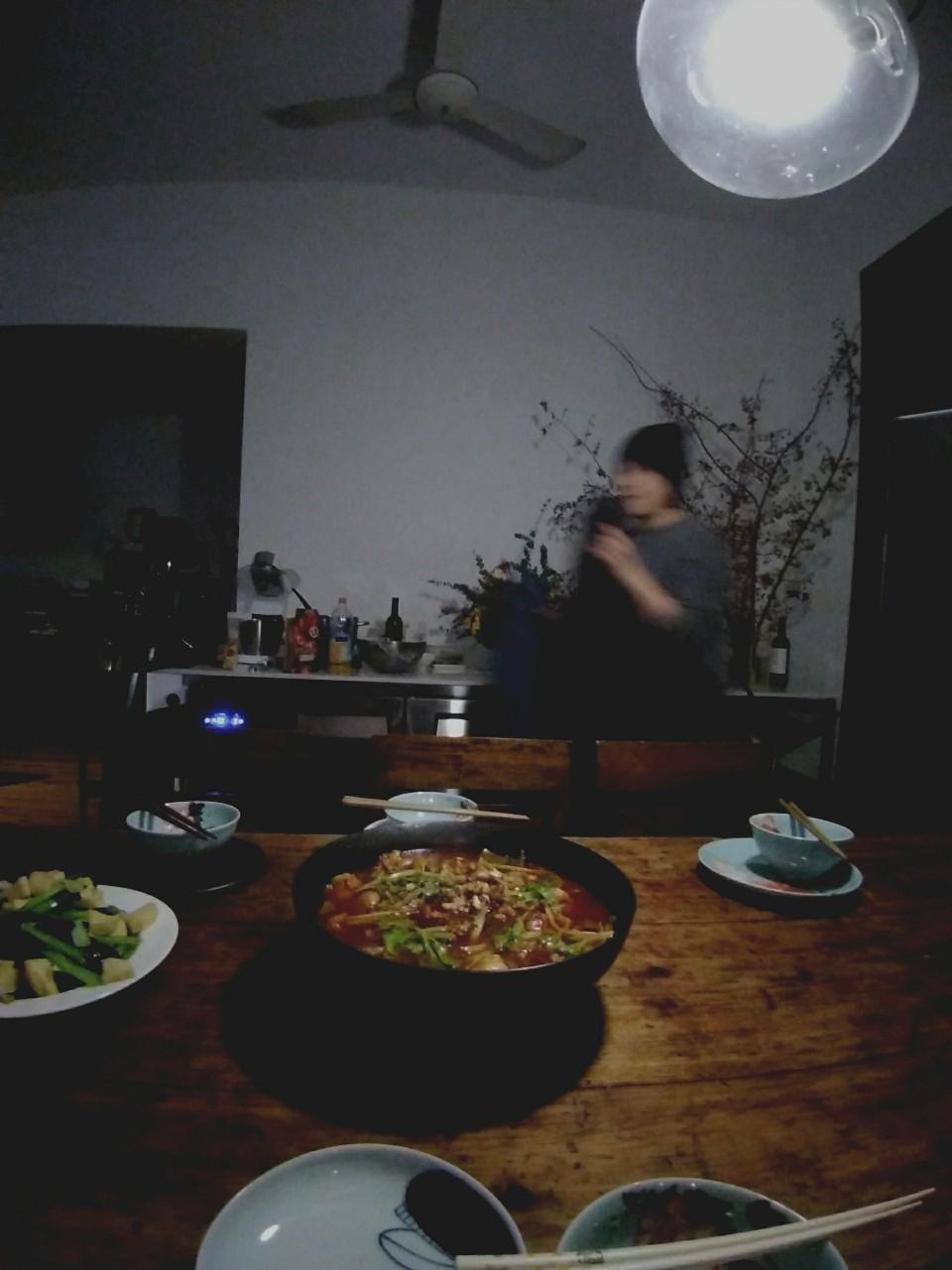 上海筌ニさんでの個展【宿】初日と風の栖さんでの最終日_b0143279_08351486.jpg