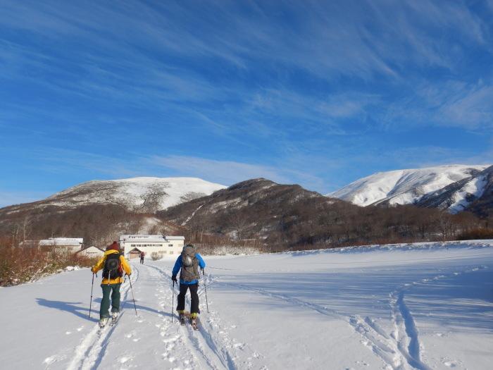 月山・姥ヶ岳で初滑り ~ 2019年12月1日_f0170180_21402679.jpg