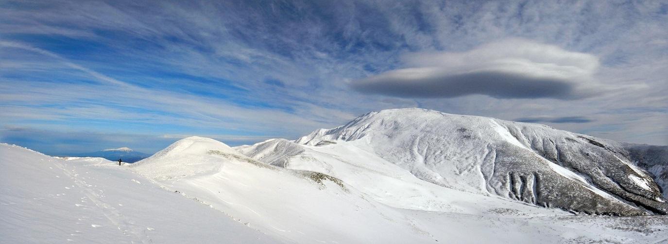 月山・姥ヶ岳で初滑り ~ 2019年12月1日_f0170180_22373653.jpg