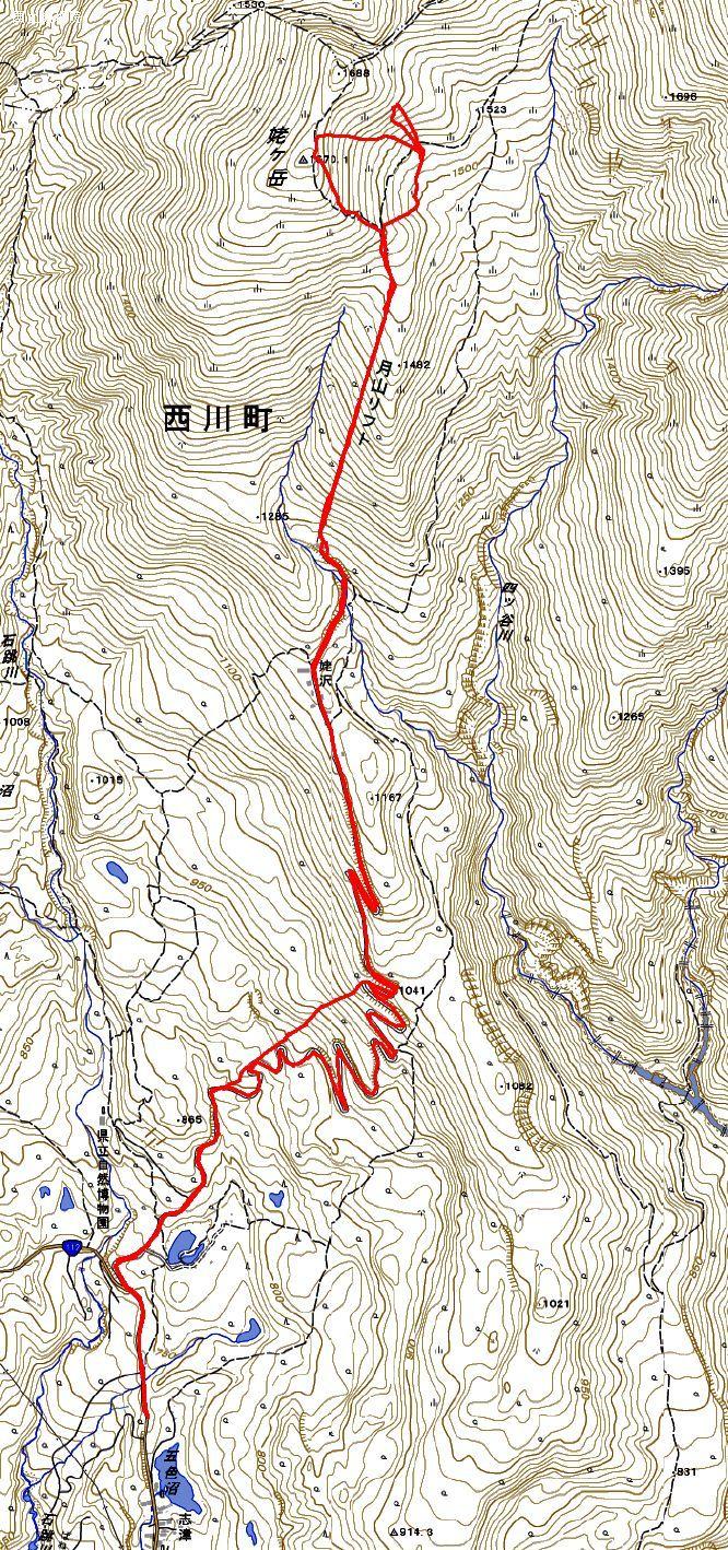 月山・姥ヶ岳で初滑り ~ 2019年12月1日_f0170180_23211907.jpg