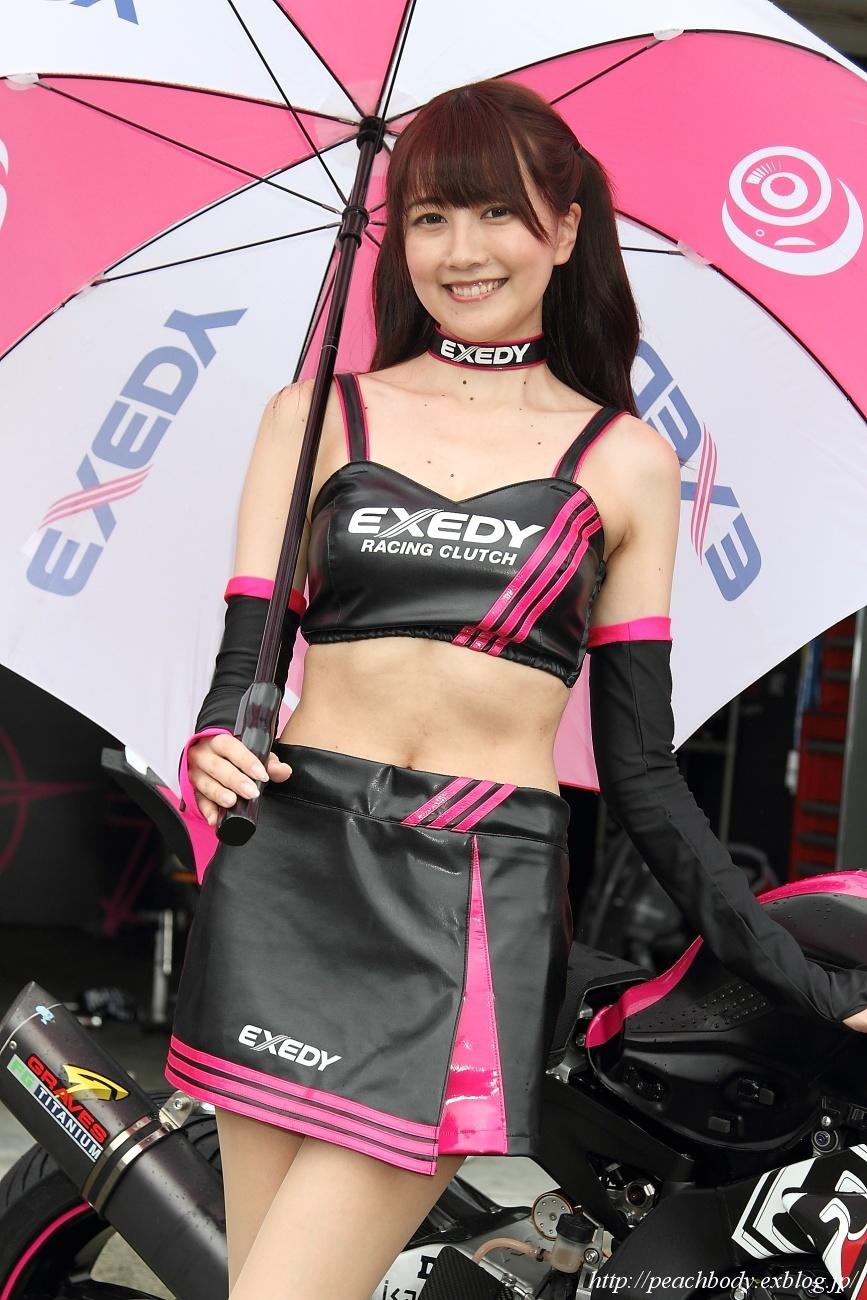 瀬谷ひかる さん(EXEDY Racing Girl)_c0215885_20020884.jpg