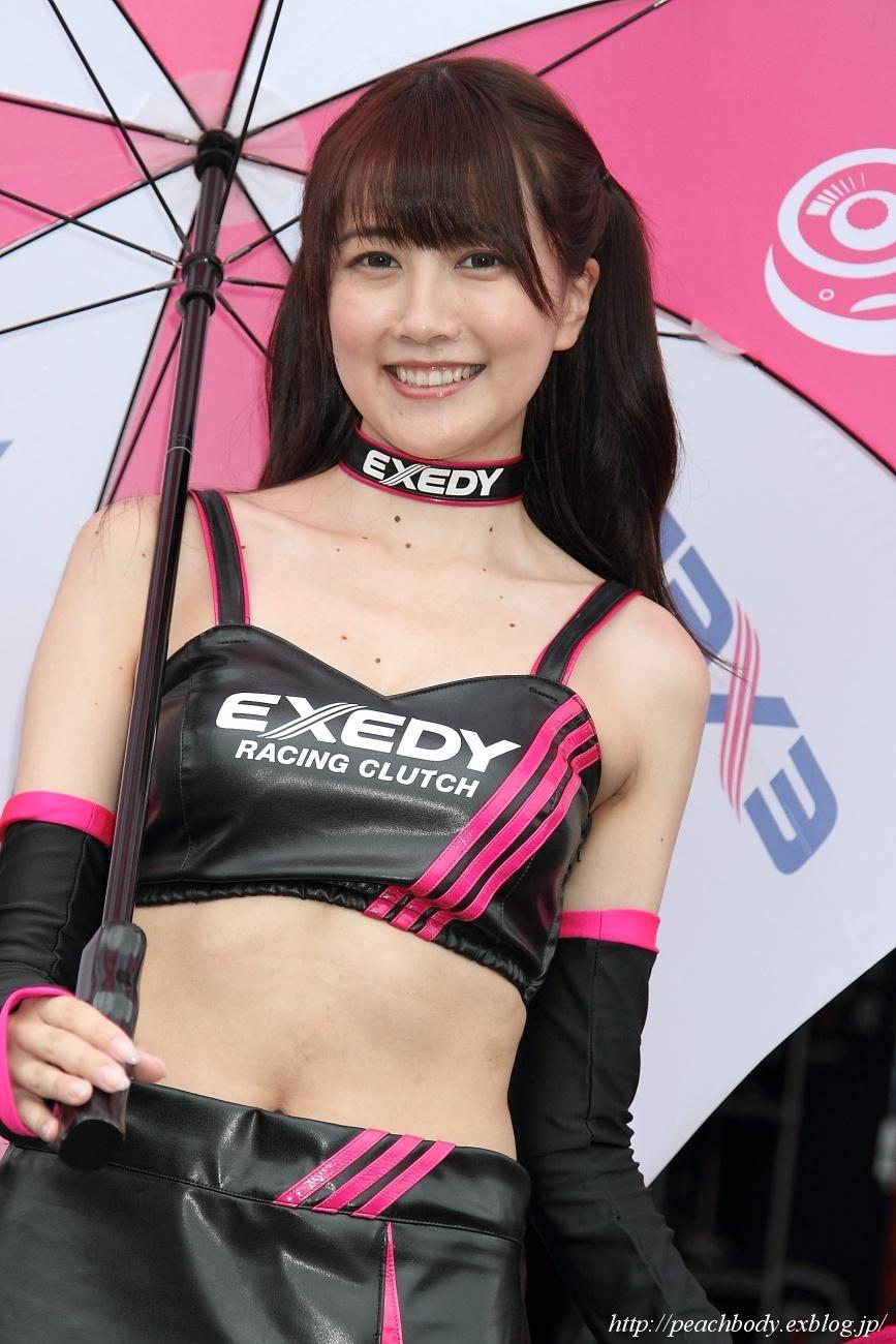 瀬谷ひかる さん(EXEDY Racing Girl)_c0215885_20021643.jpg