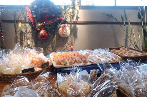 グルマンヴィタルフラワーガーデンでの一日限定パン屋さん_f0329586_17500168.jpg