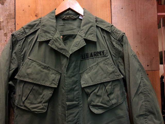 12月11日(水)大阪店ヴィンテージ入荷日!!#2 U.S.Army Part2編!! M-51 FishtailParka & JungleFatigue 2nd.3rd, BakerPants!!_c0078587_15171948.jpg
