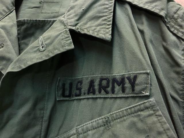 12月11日(水)大阪店ヴィンテージ入荷日!!#2 U.S.Army Part2編!! M-51 FishtailParka & JungleFatigue 2nd.3rd, BakerPants!!_c0078587_15172943.jpg