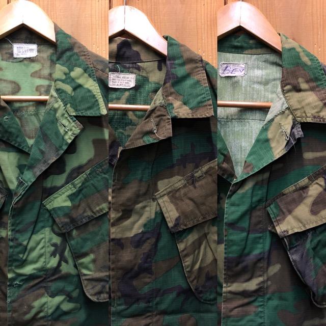 12月11日(水)大阪店ヴィンテージ入荷日!!#2 U.S.Army Part2編!! M-51 FishtailParka & JungleFatigue 2nd.3rd, BakerPants!!_c0078587_15473088.jpg