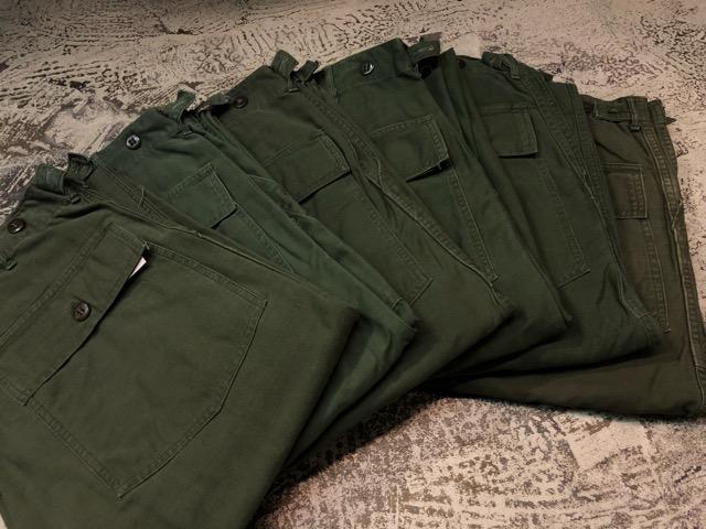 12月11日(水)大阪店ヴィンテージ入荷日!!#2 U.S.Army Part2編!! M-51 FishtailParka & JungleFatigue 2nd.3rd, BakerPants!!_c0078587_15544930.jpg