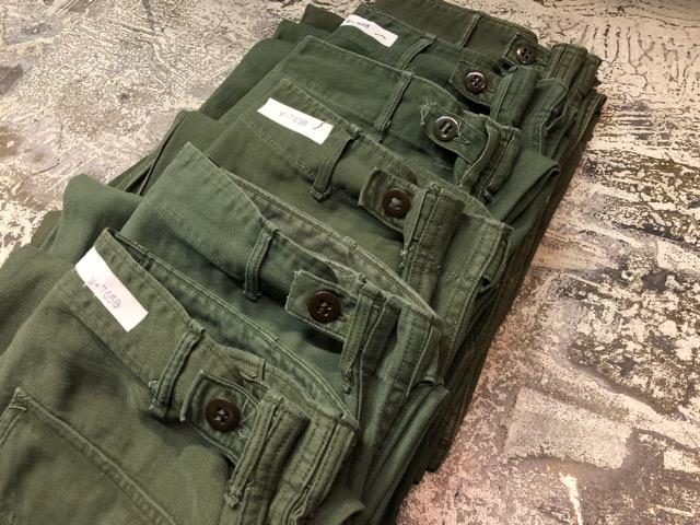 12月11日(水)大阪店ヴィンテージ入荷日!!#2 U.S.Army Part2編!! M-51 FishtailParka & JungleFatigue 2nd.3rd, BakerPants!!_c0078587_1555361.jpg