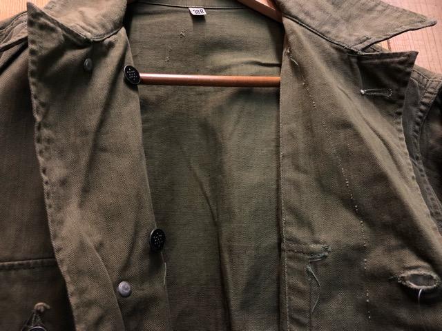 12月11日(水)大阪店ヴィンテージ入荷日!!#3 U.S.Army Part3編!! M-42 Flogskin & M-43 HBT, WWI, 30\'s AmericanLegion!!_c0078587_1915189.jpg