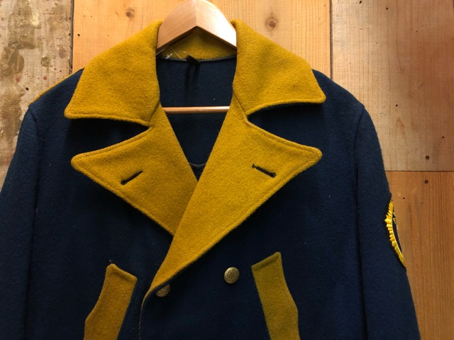 彩り豊かな1930\'s~1940\'s Wool Coat&JKT!!(マグネッツ大阪アメ村店)_c0078587_19313729.jpg