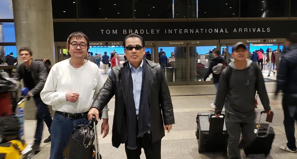 「吉田会長の渡米50周年パーティー」出席のためロサンゼルスへ。_c0186691_13000662.jpg