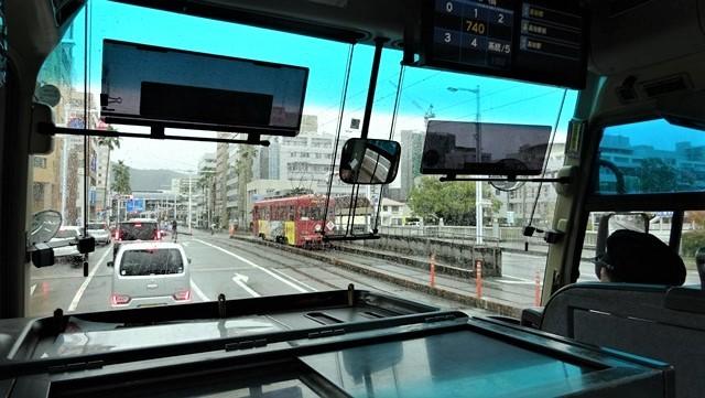 藤田八束の鉄道写真@高知の路面電車、日本最古の路面電車高知を走る、高知の路面電車は走行距離も日本一、とさでん交通・土佐電鉄_d0181492_23511670.jpg