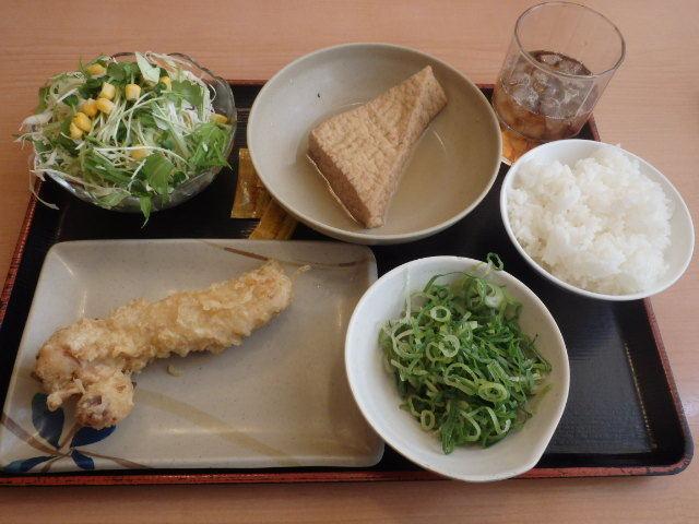 讃岐製麺      箕面半町店_c0118393_09172180.jpg