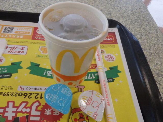 マクドナルド    浜松原関西スーパー店_c0118393_17524279.jpg