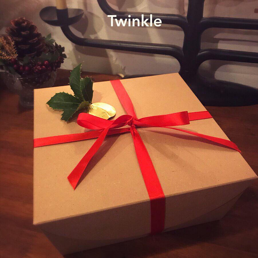 Winter Marche『Twinkle』X\'masクッキー缶&クグロフ_b0289601_12562804.jpg