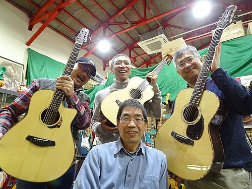 行ってきました! Yokoyama Guitars 「大試奏会」 2019_c0137404_21352539.jpg