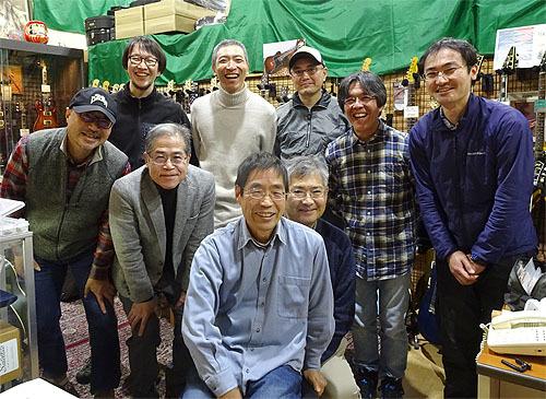 行ってきました! Yokoyama Guitars 「大試奏会」 2019_c0137404_21354571.jpg