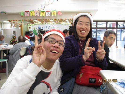 12/8 クリスマス会_a0154110_13413620.jpg