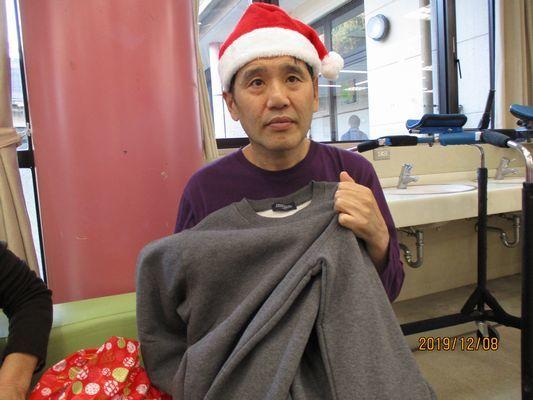 12/8 クリスマス会_a0154110_13415088.jpg
