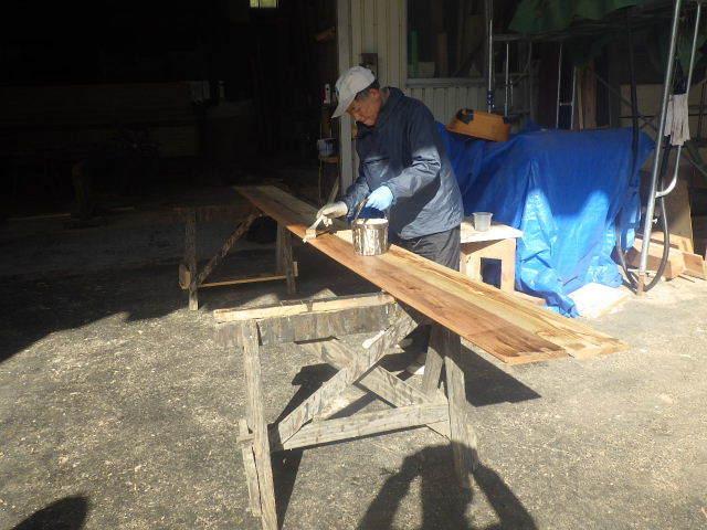 仙北町の家 大工工事が進行中です!_f0105112_04121043.jpg