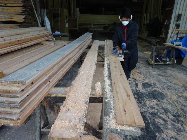 仙北町の家 大工工事が進行中です!_f0105112_04121062.jpg