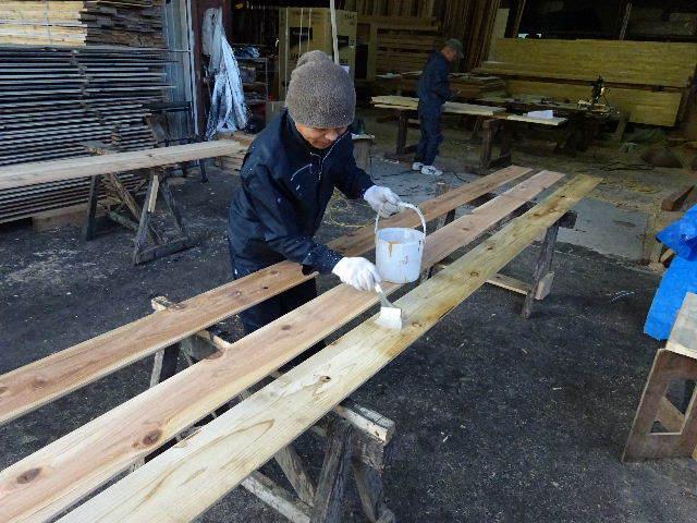 仙北町の家 大工工事が進行中です!_f0105112_04181223.jpg
