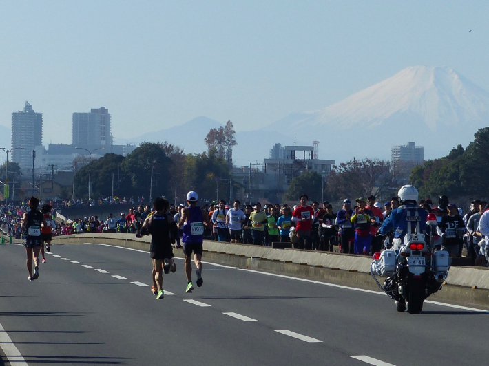さいたま国際マラソンからの大崎公園_f0296312_17114374.jpg