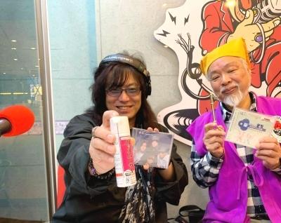 今月最終 27日『KEY OF JAM RADIO』は全員集合宴会生放送だぁ!!_b0183113_20385297.jpg