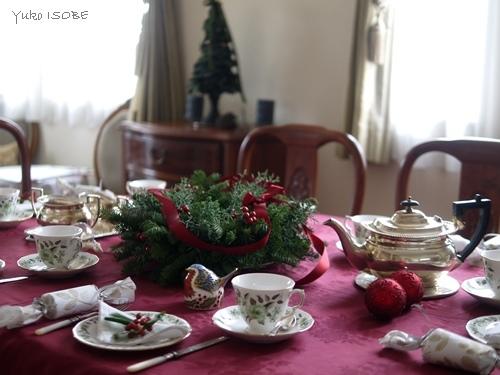クリスマスティーパーティ2019_a0169924_19300716.jpg