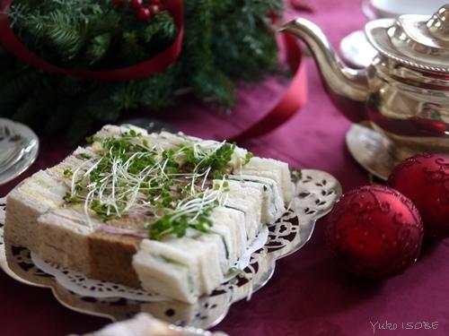クリスマスティーパーティ2019_a0169924_20103990.jpg